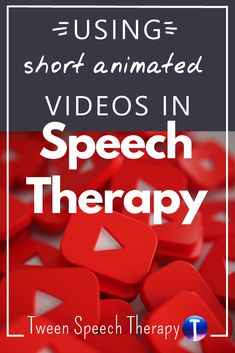 Do your students love YouTube? Here are some of my favorite videos, plus a few things to consider before you start using videos in speech therapy.