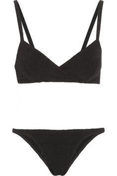 7ac0e8a3fb lisa marie fernandez Beachwear For Women, Black Beachwear, A Bikini A Day,  Wardrobe