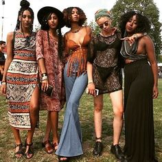 #StylishSundays covering #Afropunk festival in Brooklyn, NY | r/p @Anthonyprince_ #brownbeauty #fashionfix