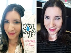 Cates water is like a delicious liquid multivitamin. Start drinking it daily to see improvement in your health and skin!