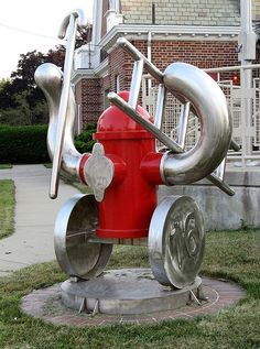 Fire Hydrant Customize