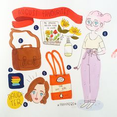 Fran meneses s illustration Ink Illustrations, Illustration Art, Kawaii Doodles, Cultura Pop, Pretty Art, Drawing Reference, Pose Reference, Art Sketchbook, Art Inspo