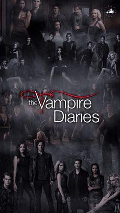 Vampire Diaries Movie, Damon Salvatore Vampire Diaries, Vampire Diaries Wallpaper, Stefan Salvatore, Vampire Diaries The Originals, Damon E Stefan, Movies To Watch Teenagers, Doctor Drawing, Lock Screen Wallpaper Iphone
