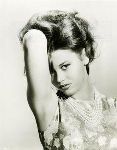 Jane Fonda by Virgil Apger, 1962.