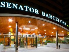 Barcelona Senator Barcelona Spa Hotel Spain, Europe Senator Barcelona Spa Hotel is a popular choice amongst travelers in Barcelona, whether exploring or just passing through. The hotel offers guests a range of services and amenities designed to provide comfort and convenience. Free Wi-Fi in all rooms, facilities for disabled guests, Wi-Fi in public areas, car park, room service are just some of the facilities on offer. Some of the well-appointed guestrooms feature television L...