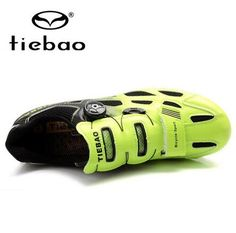 57.14$  Buy here - http://ali0os.worldwells.pw/go.php?t=32765180982 - TIEBAO Road Cycling Shoes men 2017 Zapatillas Ciclismo sneakers men original superstar sapato masculino Bicycle Bike Shoes
