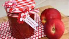 You searched for label/Christmas - A Spoonful of Sugar Nectarine Jam, Ribbons Galore, Pots, Sugar Spoon, Summer Fruit, Chutney, Candy Cane, Kimchi, Red And White