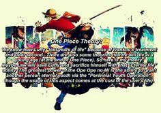 interesting One Piece Theory