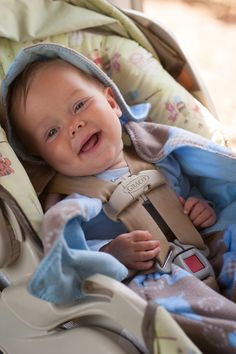 Car Seat Baby Blankets - Win One!