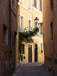 Vicolo del Bollo, Roma