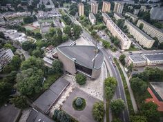 "These Churches Are the Unrecognized Architecture of Poland's Anti-Communist ""Solidarity"" Movement,© Igor Snopek"