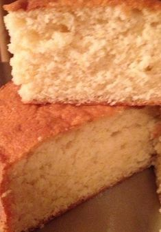 """""""Amanda from Cakefu's Butter Cake Recipe"""": One of the BEST I have ever had not to mention super for sturdy for carving and decorating cakes!!"""
