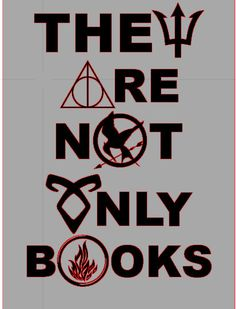 THIS IS ALL OF MY FAVORITE BOOKS IN ONE THING!!!!!! Percy Jackson, Harry Potter, the Hunger Games, The Mortal Instruments, and Divergent!!!!! ❤️❤️❤️❤️❤️❤️❤️❤️