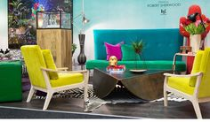 Decorex Cape Town 2015 is featuring smaller designers, crafters and start-up exhibitors who are busy breaking into the world of décor and design. To Do This Weekend, Merchandising Displays, Fake Flowers, Cape Town, Display Window, Crafts, Exhibitions, Pavilion, Showroom
