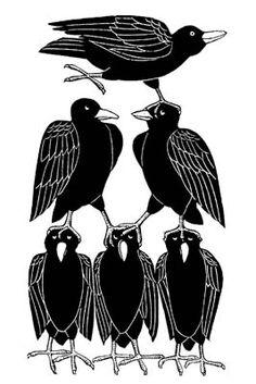 Mary Azarian, Cirque du Crow http://guy.googydog.com