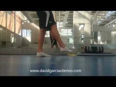 EJERCICIOS DE RECUPERACIÓN PARA UN ESGUINCE DE TOBILLO - David García Oterino, Personal trainerDavid García Oterino, Personal trainer