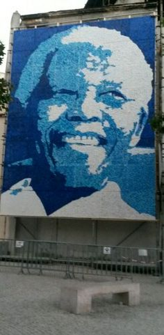 Mandela Day no Largo do Intendente Pina Manique - Lisboa