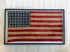 3 x 5 flag frame