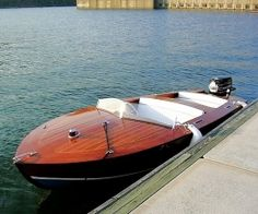 Zip by Chris Atwood, Avon, Indiana - Chris Craft Wooden Boats, Old Boats, Sail Boats, Glen L, Wooden Speed Boats, Runabout Boat, Classic Wooden Boats, Boat Building, Building Ideas