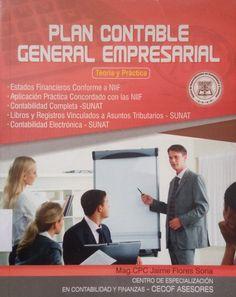 Título: Plan contable general empresarial. Autor: Jaime Flores Soria. Año: 2016