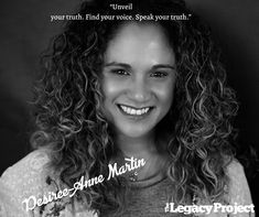 Desiree-Anne Martin believes in the inherent ability for anyone to change. Her mantra is that there is hope, always and she is a Change Facilitator and Inspirational Speaker. Desiree-Anne has her Postgraduate Diploma (with Honours) from UCT and is a Honorary staff member at WITS University where she is a consultant to the Family Medicine Centre. She further lectures and supervises medical students. She is an addictions and general counsellor, Legacy Projects, Knowledge And Wisdom, Keynote Speakers, Medical Students, Mantra, Medicine, University, Inspirational, Change