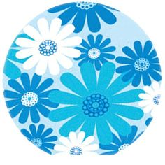 Gift Trenz Blue Flower Magic Round Magnetic Bookmark *** Check out this great product. (Note:Amazon affiliate link)