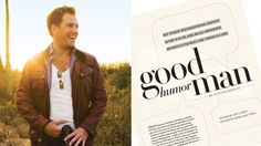 Michael Weatherly Leaving NCIS   NCIS' Michael Weatherly.  Photographed by Jeff Lipsky for Watch! Magazine