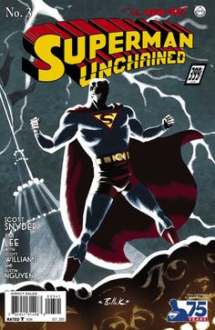 Favorite Superman Unchained 3 Cover? - Superman - Comic Vine
