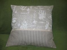Povlak na polštář Provence, Bed Pillows, Pillow Cases, Vintage, Pillows, Vintage Comics, Primitive, Provence France