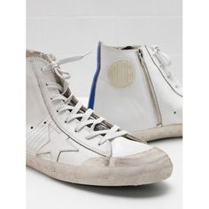 competitive price 3fa43 34b96 Cheap lebanon 2017 Golden Goose DB Boots Mens FRANCY High Tops  G31MS591.LAN2 Sale in