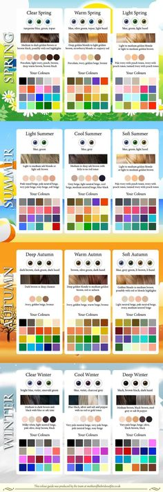 Psychology infographic and charts Matching Color Guide… Infographic Description Matching Color Guide - #Psychologyinfographics
