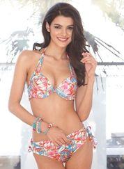 Jungle Gel Bikini Set - Multicoloured