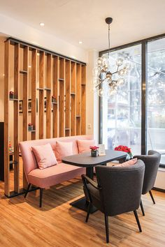 Erlebniswelt - Walterscheid Geschäftseinrichtungen GmbH Divider, Modern, Room, Shopping, Furniture, Home Decor, Interiors, Environment, Bakery Store