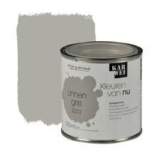 KARWEI Kleuren van Nu lak zijdeglans linnengrijs 250 ml