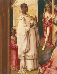 Madrid, Museo del Prado, Hickey & Robertson, Houston/The Menil Foundation. Hieronymus Bosch, African History, African Art, Black History, Art History, Prado, Black Artwork, Historical Art, African Diaspora