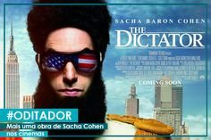 O Ditador (The Dictator) | Modo Meu