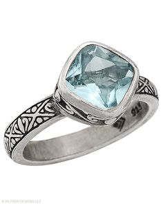 http://sild.es/mJP Frozen Lake Ring, Rings - Silpada Designs