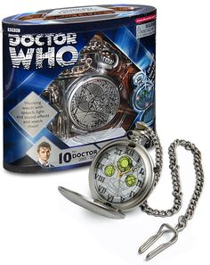 Doctor Who pocket watch... for the man who as all the time in the world/universe