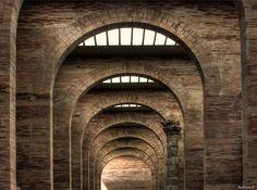 Museum of Roman Art. Merida, Spain.