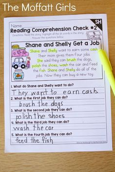 Reading Comprehension passages with Digraphs! Digraphs can be tricky for struggling readers, and it's important for readers to learn how to identify digraphs early on. These activities cover both beginning and ending digraphs!