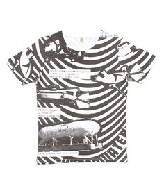 Archigram Short Sleeve C(Archigram Design #21)