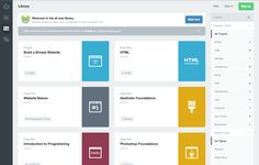 Library from Treehouse › PatternTap