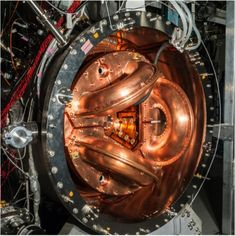 Fusion reactor concept could be cheaper than coal. called the dynomak, builds on existing technology and creates a magnetic field within a closed space to hold plasma in place long enough for fusion to occur, allowing the hot plasma to react and burn. largely self-sustaining, it would continuously heat the plasma to maintain thermonuclear conditions. the reactor would heat up a coolant that is used to spin a turbine and generate electricity, similar to how a typical power reactor works.