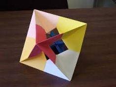 Origami: Giroscopio - Hogar Tv  por Juan Gonzalo Angel