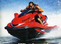 You cant buy happiness, but you can buy a jet ski. I dont see very many grumpy people riding a jet ski!
