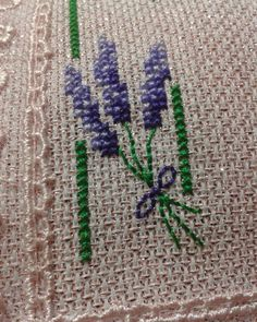 Ribbon Embroidery, Cross Stitch Embroidery, Cross Stitch Designs, Cross Stitch Patterns, Diy Christmas Decorations For Home, Viking Tattoo Design, Cross Stitch Flowers, Craft Gifts, Cross Stitching
