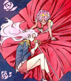 "magical-girl-fanart: "" リゥム """