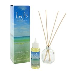 NEW! Inis the Energy of the Sea Home Fragrance Diffuser - Fresh look!  Booth 7937 at NY NOW