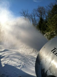 Conditions are fantastic around the state and we're covered in powder. Don't miss out on the PA snow fun! #SkiPA