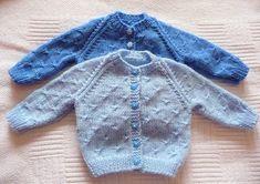Vintage Knitting Pattern Waterwheel Baby Cardigan Sweaters & Bonnet Set Pretty Texture PDF Instant D Baby Boy Cardigan, Knitted Baby Cardigan, Knit Baby Sweaters, Knitted Baby Clothes, Baby Knits, Knitting Sweaters, Cardigan Sweaters, Cotton Cardigan, Baby Cardigan Knitting Pattern Free